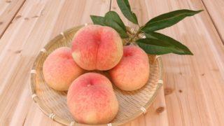 韓国の果物が安い?日本の果物が高い?桃の値段から見比べてみる