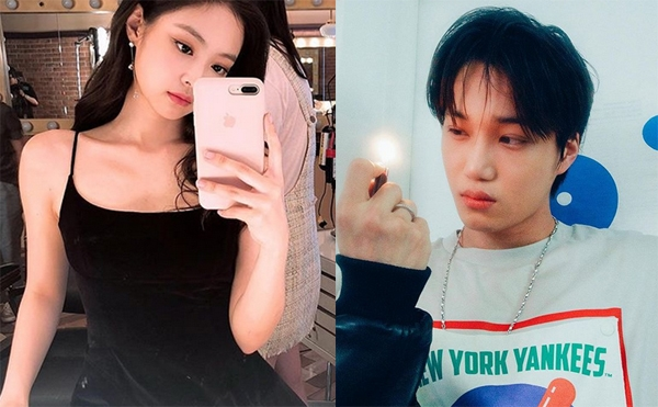 blackpink-jennie-exo-kai-2
