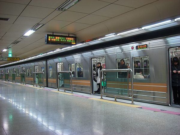 subway-korea
