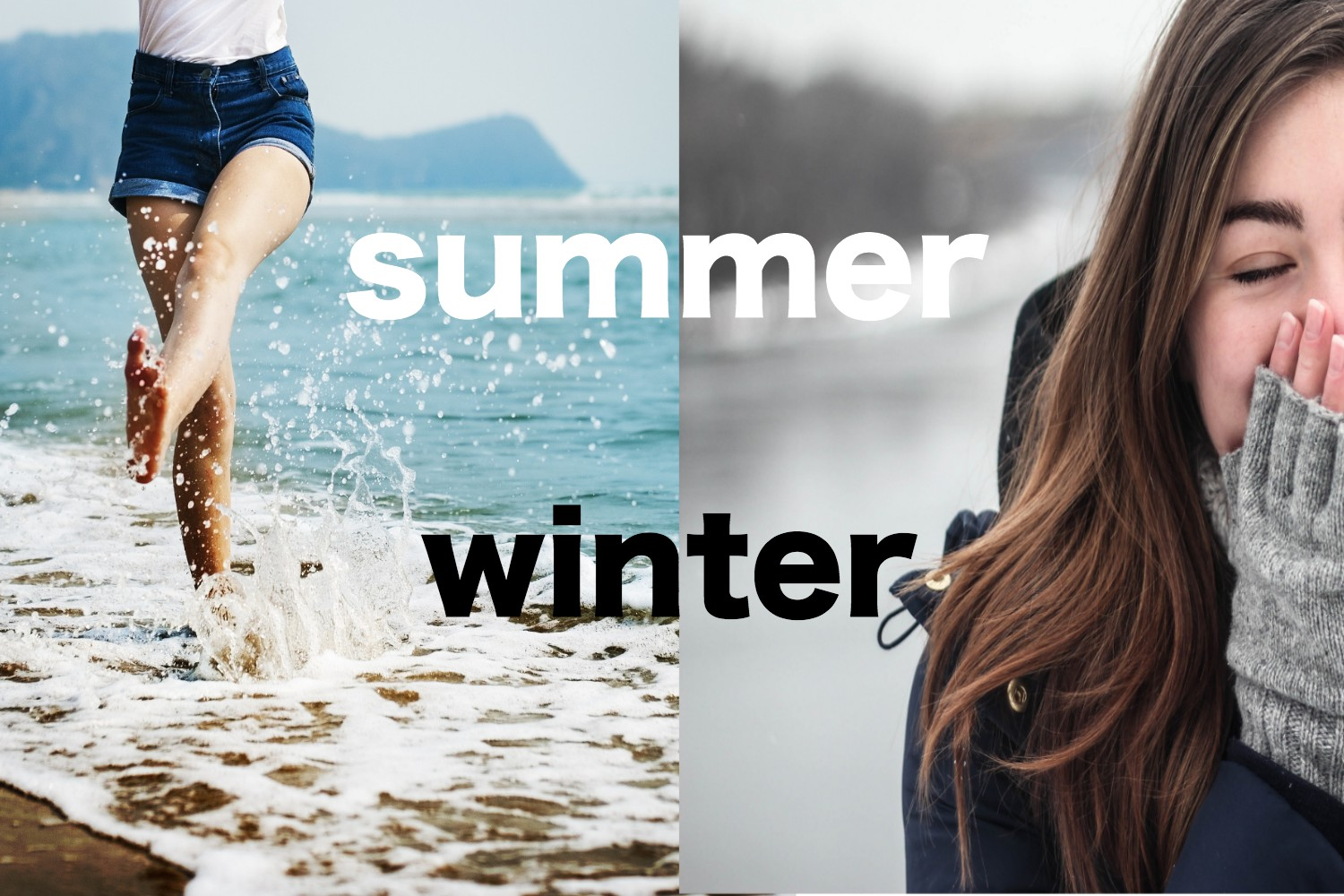 summer-winter-korea