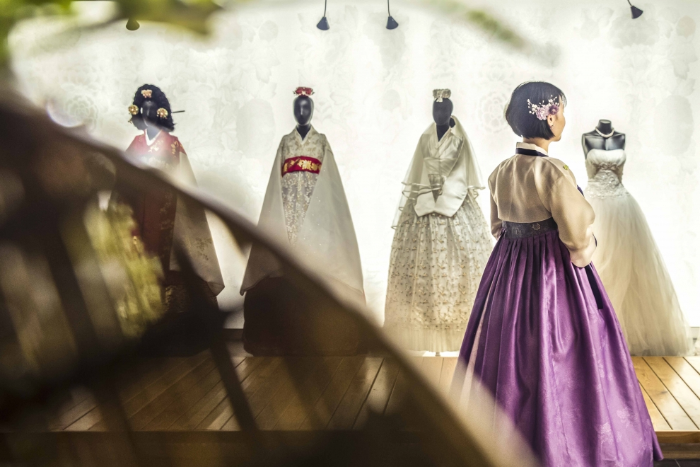 남산서울타워 한복 문화체험관-hanbok