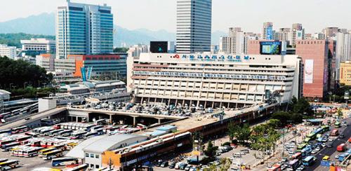 서울-고속버스터미널