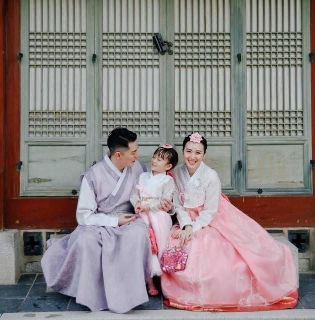 yeshanbok-family