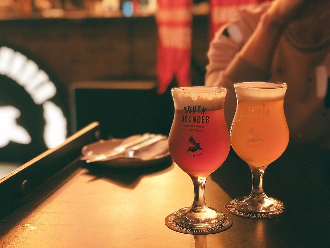 サウスバウンダー-ビール