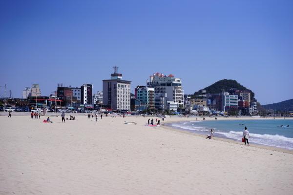 ソンジョンビーチ