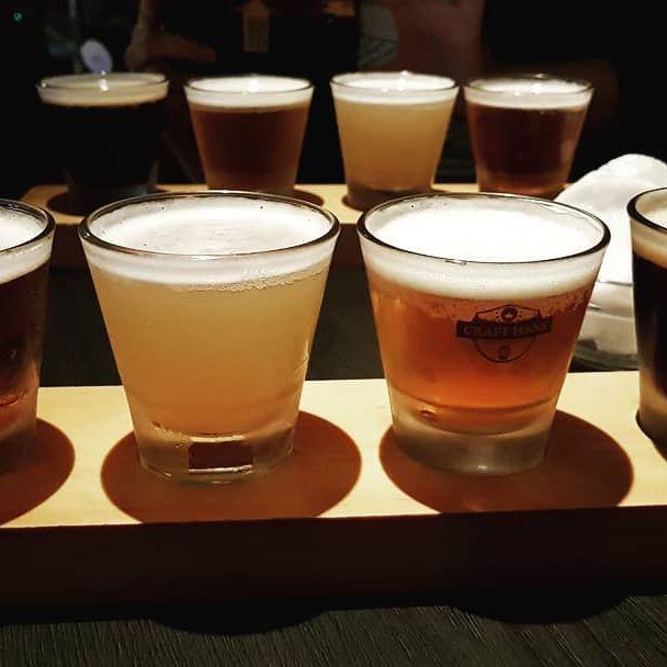 ウドンスクラプト-ビール