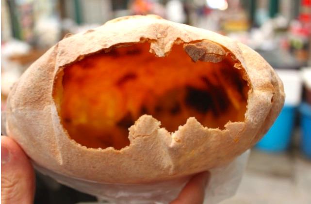 中国伝統パン
