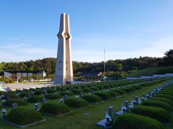 国立5・18民主墓地