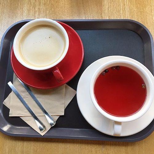 漢方茶&ラテ