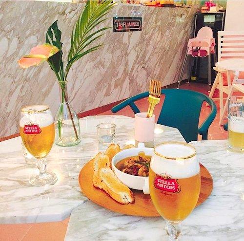 149フラミンゴカフェ