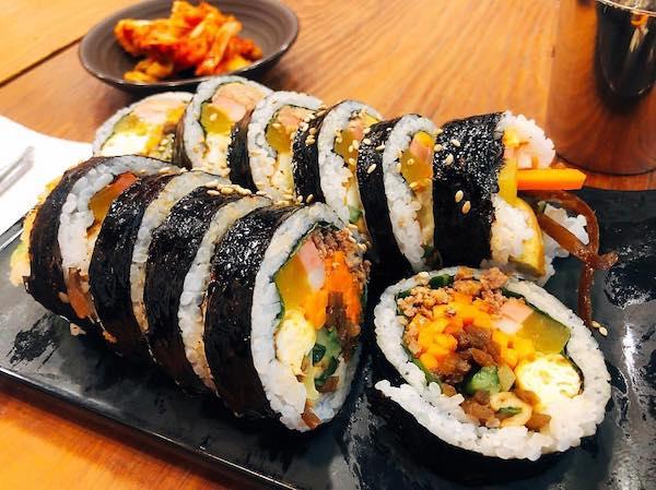 낭만김밥 명동본점-김밥