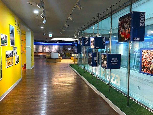 ソウル図書館3階
