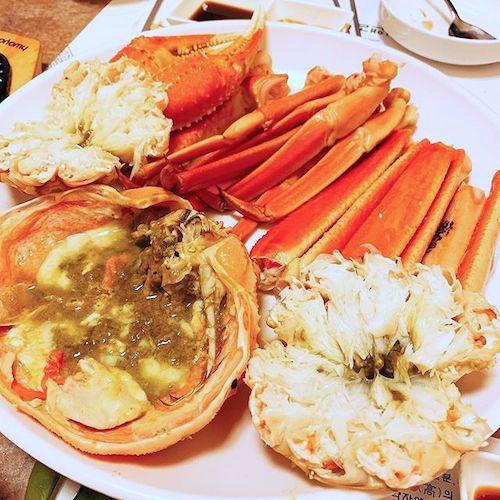 キメンキムテゲ-蟹