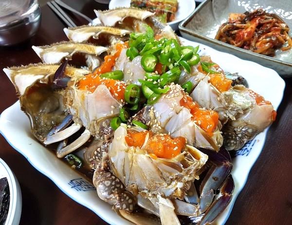 チンミシクタン-蟹