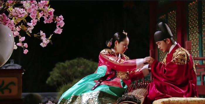 太陽を抱く月-景福宮ロケ地