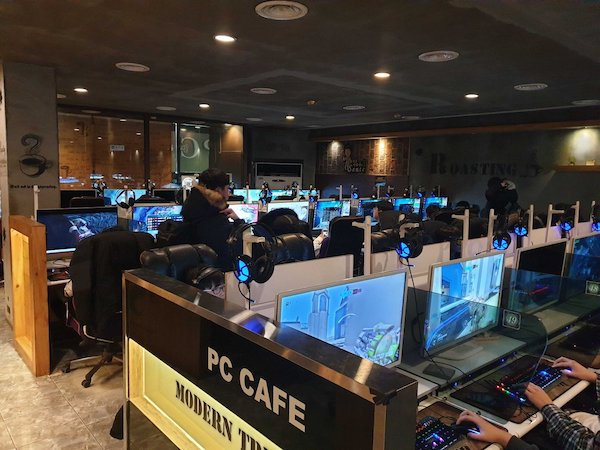PCカフェ