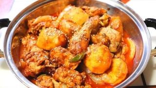 韓国料理のタットリタン!タッカルビとの違いとシメの食べ方も紹介