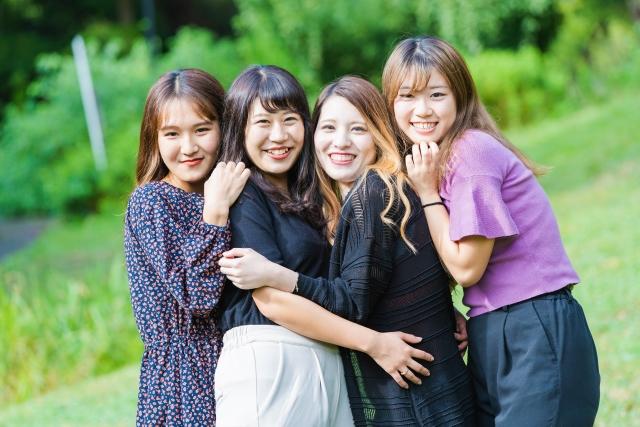 韓国女性たち