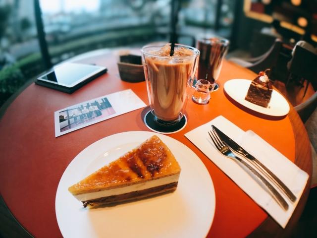 韓国カフェ