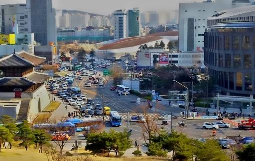 韓国-道路