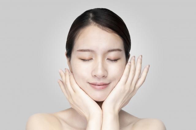 韓国人の肌