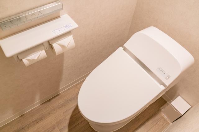 韓国-トイレ