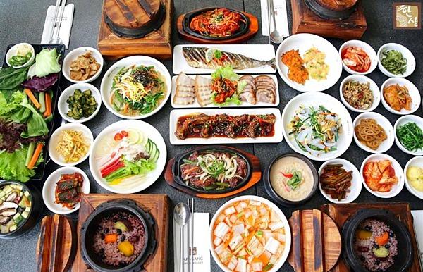 日本-韓国料理