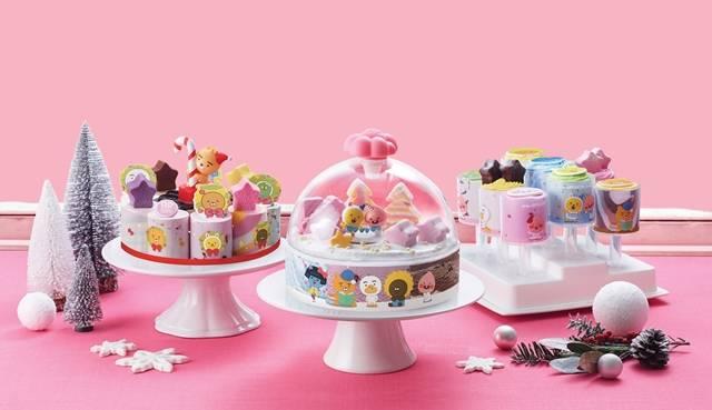韓国ーケーキ